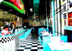 Johnny Angel's Diner